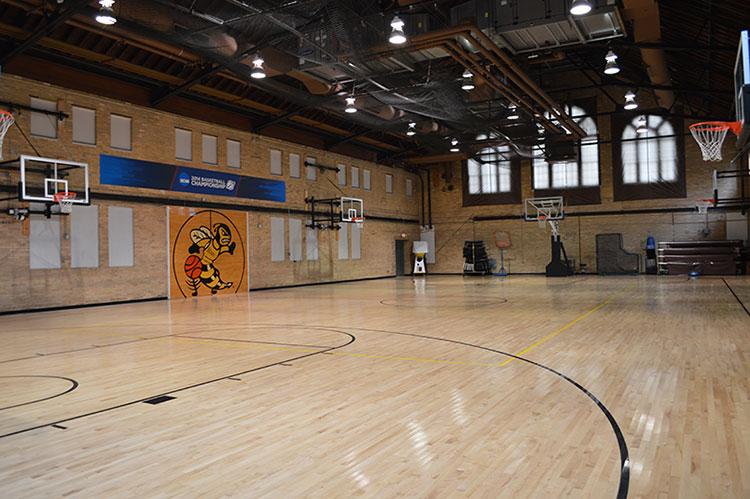 Alumni Gymnasium :: Randolph-Macon College