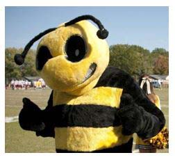 Buzzy the Mascot