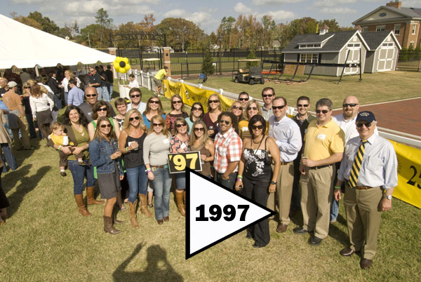 Class of 1997 Reunion Photo from 2012