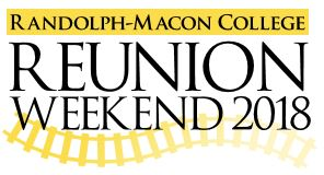 R-MC Reunion Weekend 2018 Logo