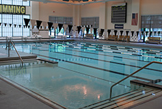 Brock Center Pool