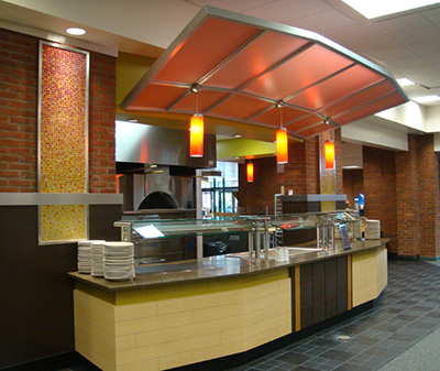 Estes Dining Facilities