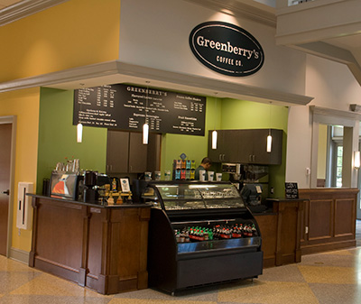 Greenberrys Dining Facilities