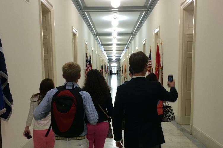 Halls of Congress